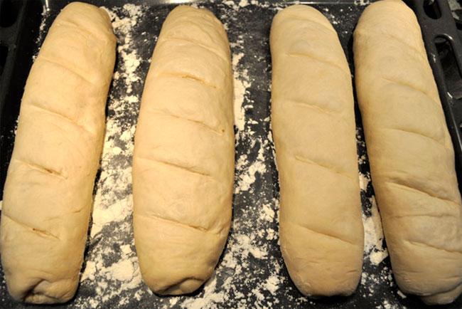 Как в домашних условиях приготовить багет в 309