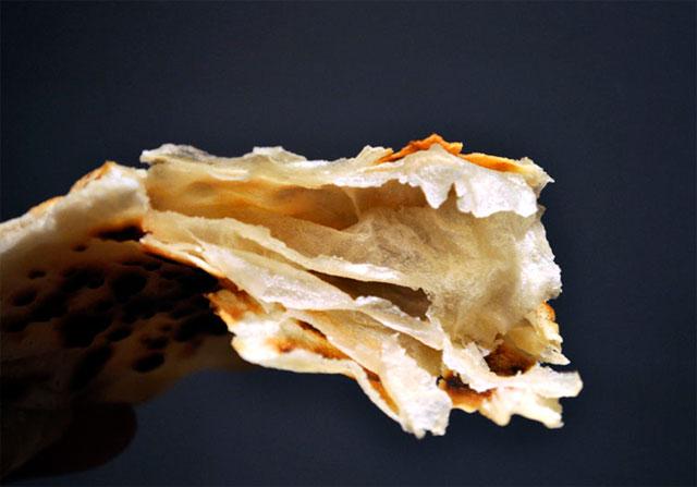 Хлеб Паратха Paratha рецепт с фото